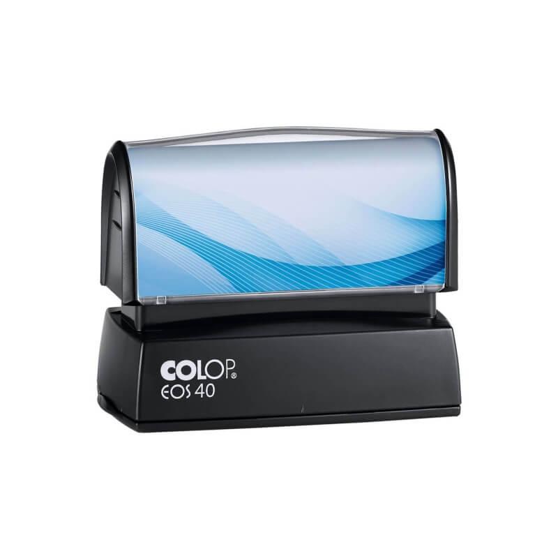 Pieczątka COLOP EOS 40 w czarnej obudowie